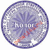 ПЕЧАТЬ ПО ГОСТУ С СЕТКОЙ № 21 1600Р